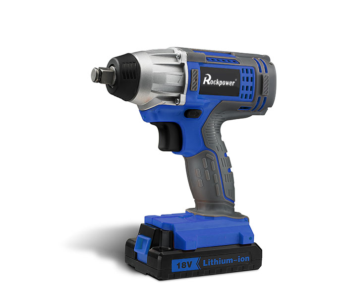 Cordless impact wrench 18v